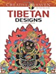 Tibetan Designs Coloring Book
