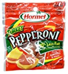 6oz Hormel Turkey Pepperoni Deli Thin...