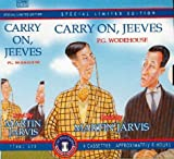 """Carry on, Jeeves: Includes """"Jeeves Takes Charge"""", """"The Rummy Affair of Old Biffy"""", """"Clustering Round Young Bingo"""", """"Without the Option"""", """"The Artistic ... Guest"""", """"Jeeves and the Hard-boiled Egg"""""""