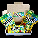 Brazilian Limited Edition M&M's peanut- World Cup - Footie Fan Gift - By Moreton Gifts