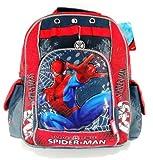 """Marvel Spiderman 12"""" Toddler Backpack - Go Spidy"""