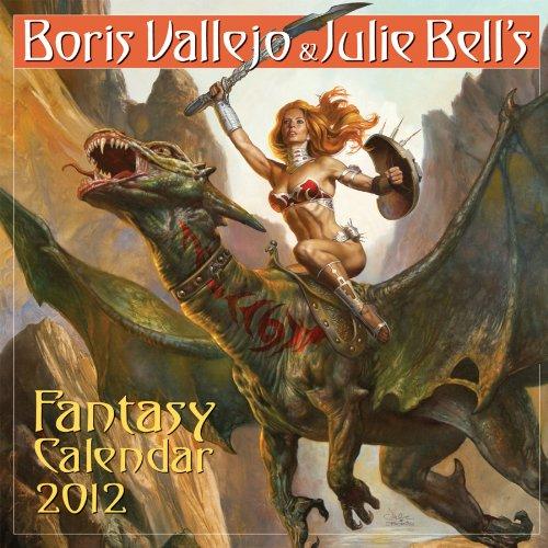 Fantasy calendar 2012 (Wall Calendar)