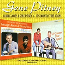 George Jones & Gene Pitney / It's Country Time Again