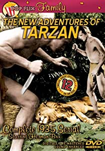 The New Adventures of Tarzan: Complete 1935 Serial