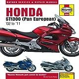 img - for Honda ST1300 (Pan European) '02 to '11 (Haynes Service & Repair Manual) book / textbook / text book