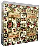 Soap For Men Sampler - Boxed Set of 4 Soaps