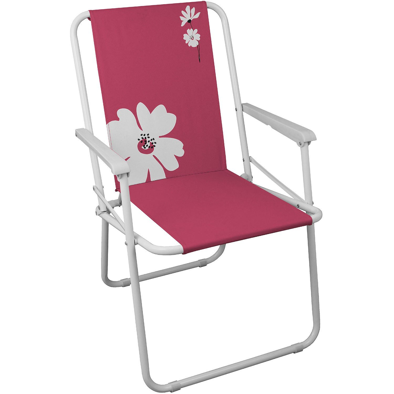Campingstuhl Gartenstuhl Klappstuhl – Pink Campingmöbel Gartenmöbel Strandstuhl online kaufen