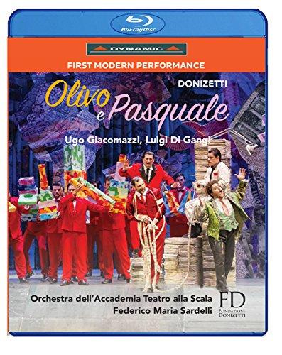 Donizetti: Olivo e Pasquale (Blu-ray)