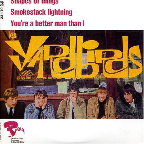 The Yardbirds - Shapes of Things - Zortam Music