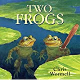 Two Frogsby Christopher Wormell