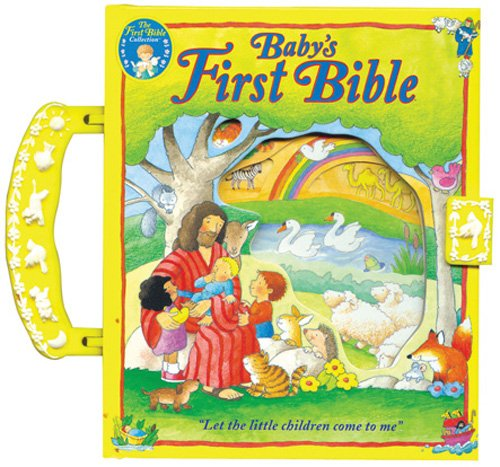 Baby s first bible the first bible collection 174
