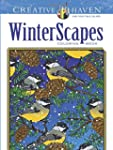 WinterScapes Coloring Books