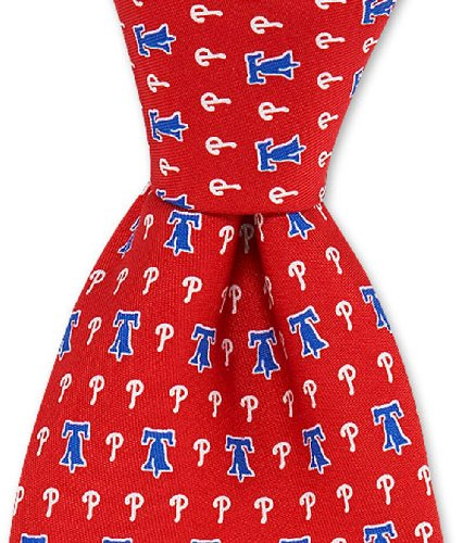 MLB Philadelphia Phillies Neck Tie at Amazon.com