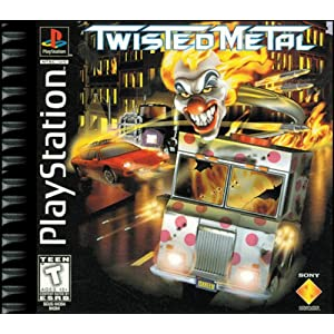 Amazon.com: TWISTED METAL: Video Games