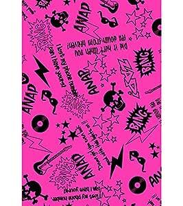 EPICCASE Abstract Art Pink Mobile Back Case Cover For LG G4 Mini (Designer Case)