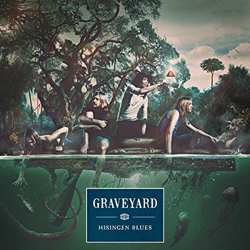 CD : Graveyard - Hisingen Blues (CD)