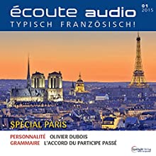 Écoute audio - Paris Spécial. 1/2015: Französisch lernen Audio - Paris Special (       UNABRIDGED) by div. Narrated by div.