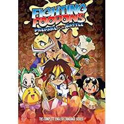 Fighting Foodons Complete Series