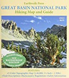 Great Basin National Park Map Hiking Map & Guide