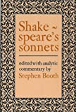 Shakespeare's Sonnets (0300024959) by William Shakespeare