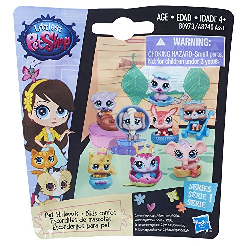 Littlest Pet Shop Mystery Bag (Series 1) - 1
