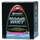 MRM Metabolic Whey Protein Supplement, Strawberry Banana, 10-Pound Jar
