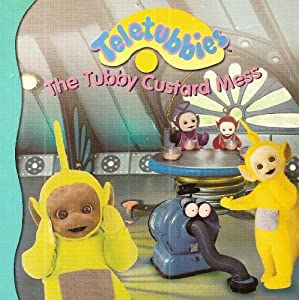 The Tubby Custard Mess Teletubbies Amazon Co Uk No