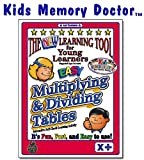 Kids Memory WIZARD for Memorizing Basic Multiplying and Dividing Facts (Tables), Interactive Self-memorizing activity