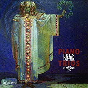 Smetana: Piano Trio / Martinu: Piano Trio No.1 / Eben: Piano Trio