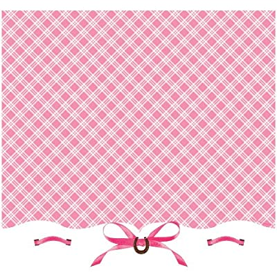 """Heart My Horse Plastic Tablecover 54"""" x 108"""" Birthday Party Supplies"""