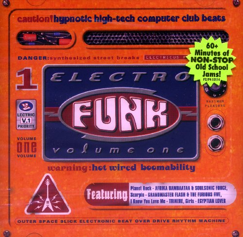 22 - Electro Funk, Volume 1 - Zortam Music
