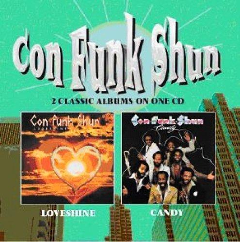 Con Funk Shun - Loveshine/Candy - Zortam Music