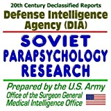 echange, troc Department of Defense - 20th Century U.S. Military Defense and Intelligence Declassified Report: Soviet and Czechoslovakian Parapsychology Research, Te