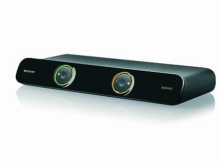 Belkin F1DS102Lea SOHO OmniView KVM Switch 2 Ports USB