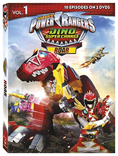 Power Rangers: Dino Charge Roar [DVD] (Power Rangers Dvds compare prices)