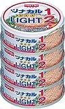 ホテイ ツナカルライト1/2 4缶シュリンク 80g×4個