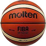 molten(モルテン)【BGL7X】男子用 バスケットボール 7号球 GL7X オレンジ×アイボリー