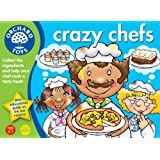 Orchard Toys Crazy Chefsby Orchard Toys