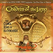 The Cobra King of Kathmandu: Children of the Lamp, Book Three | P. B. Kerr