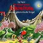 Der kleine Drache Kokosnuss und der geheimnisvolle Tempel (       ungekürzt) von Ingo Siegner Gesprochen von: Philipp Schepmann