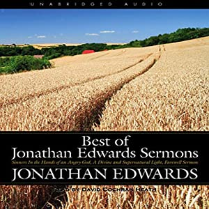 Best of Jonathan Edwards Sermons Audiobook
