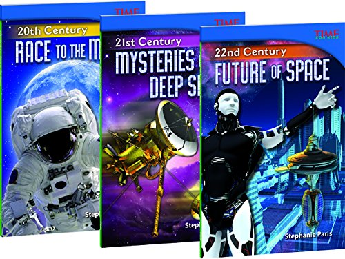 Mysteries of Space 3-Book Bundle (TIME FOR KIDS® Nonfiction Readers) (Development Of The Space Shuttle compare prices)