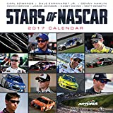 img - for 2017 Stars of NASCAR Wall Calendar book / textbook / text book