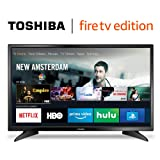 Toshiba 32LF221U19 32-inch 720p HD Smart LED TV - Fire TV Edition (Tamaño: 32 inches)