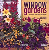 img - for Country Living Gardener Window Gardens: For Windows, Walls, Decks and Balconies by Steve Roberts (2002-06-30) book / textbook / text book