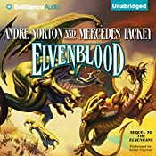 Elvenblood: Halfblood Chronicles, Book 2 | Andre Norton, Mercedes Lackey