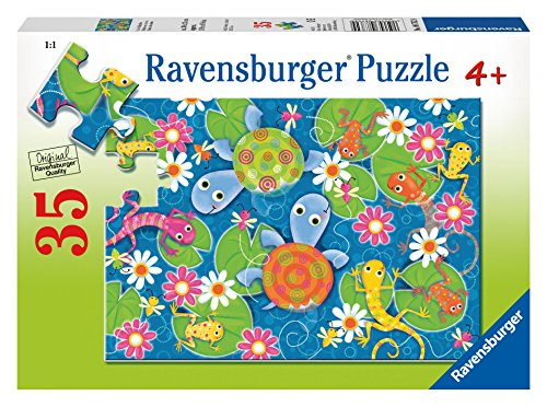 Ravensburger Colorful Reptiles Puzzle (35 Piece)