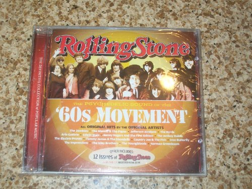 NORMAN GREENBAUM - Rolling Stone: The Psychedelic Sounds of the