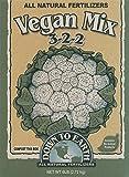 Down To Earth 6-Pound Vegan Mix 3-2-2 7822