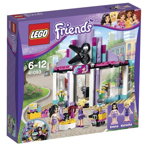 LEGO Friends 41093 - Heartlake Il Salone di Bellezza